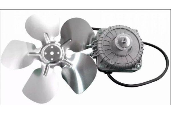 Мотор 34 Вт с крыльчаткой (ЗВЭ, РПШ) без решетки защитной