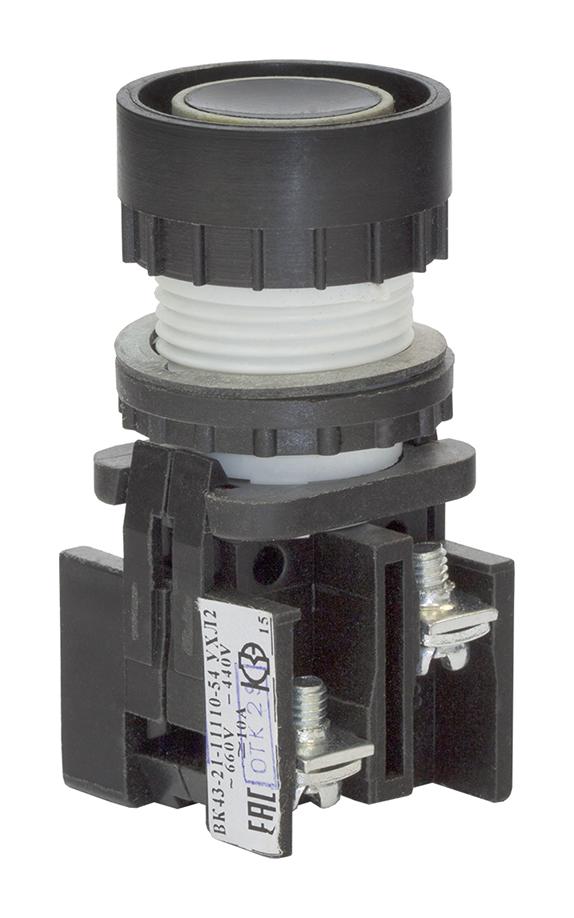 Выключатель ВК43-21-11110-54 черн УХЛ2 ТУ3428-002-(кнопка «ПУСК» на все ручные машины серии Л,ЛЦ-10,ЛГ-14,ЛГ-16,ЛЦ-25)