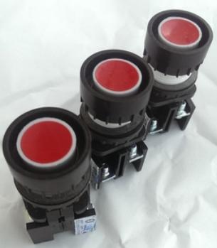 Выключатель ВК43-21-11110-54 красн УХЛ2 ТУ3428-002(кнопка «СТОП» на все ручные машины серии Л,ЛГ-14,ЛГ-16)